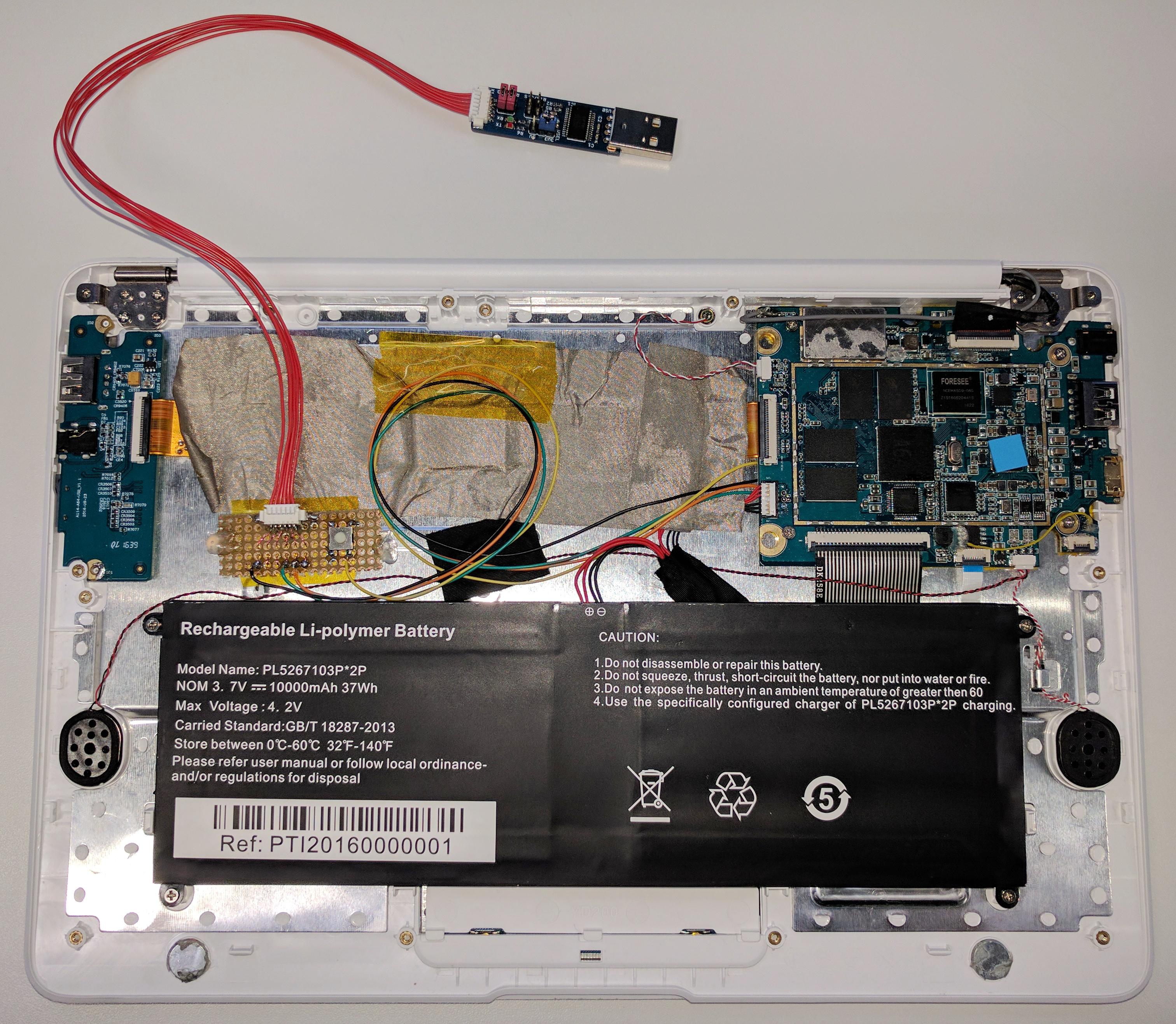Allwinner a64 firmware