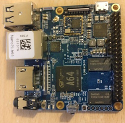 FriendlyARM NanoPi A64 - linux-sunxi org
